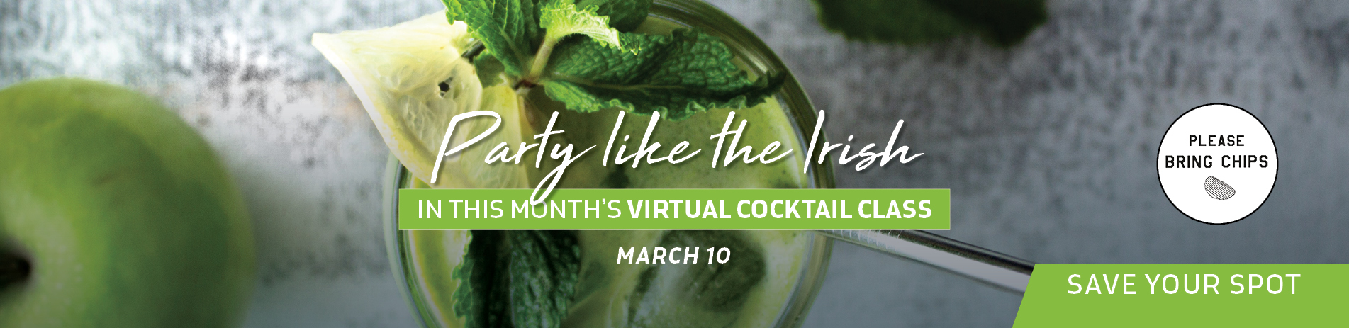 DC Virtual Craft Cocktail Class – PBC – MAR 10th HomePg Slider
